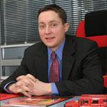 Jay Ternavan, Managing Director, USA